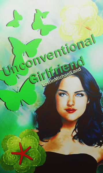 Unconventional Girlfriend (Wattpad Book Cover) by DaisyChan55