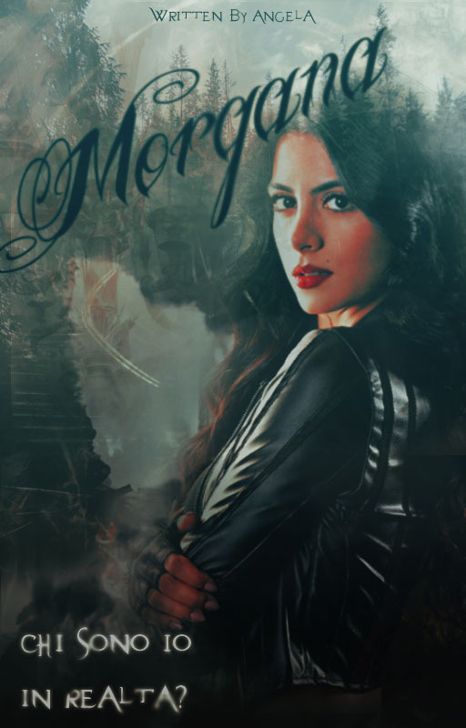 Morgana by DaisyChan55