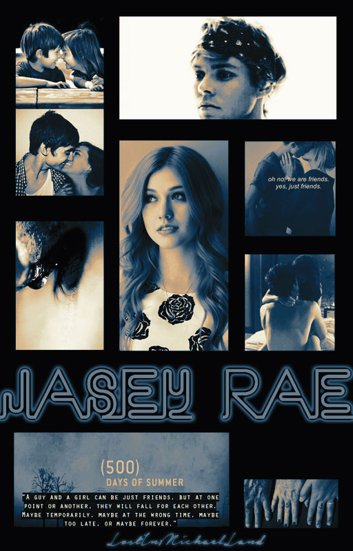 Jasey-Rae by DaisyChan55