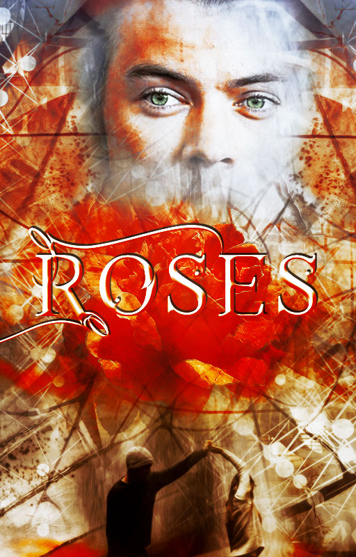 Roses  Wattpad Cover   by DaisyChan55