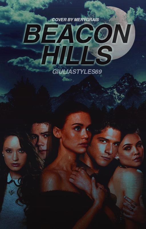 Beacon Hills||Wattpad Cover|| by DaisyChan55