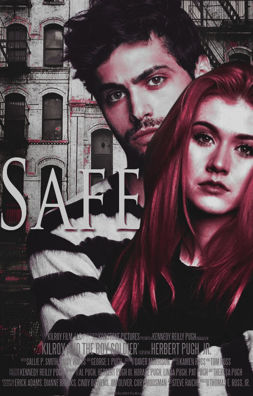 Safe||Wattpad Cover|| by DaisyChan55