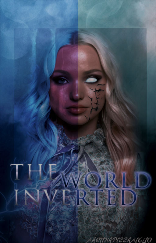 The World Inverted||Wattpad Cover|| by DaisyChan55