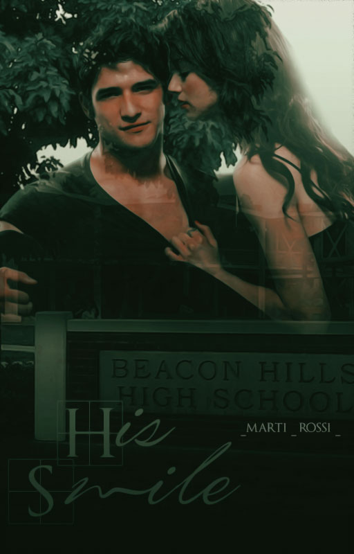 His Smile||Wattpad Cover|| by DaisyChan55