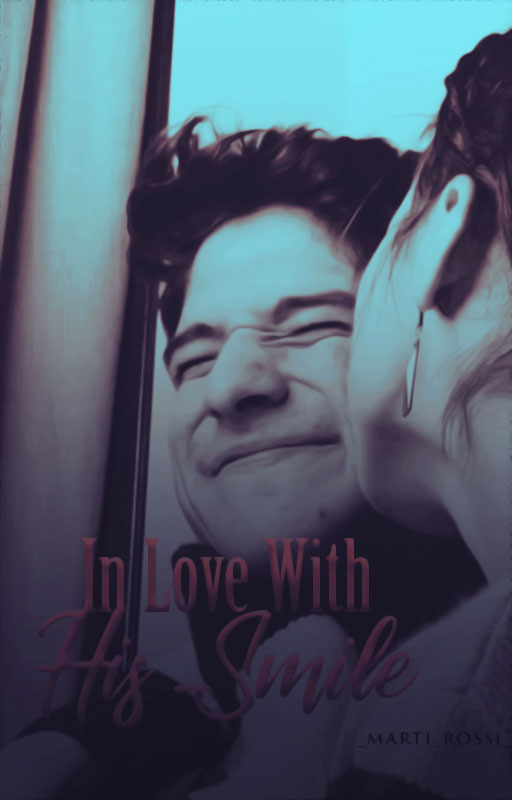 In Love With His Smile||Wattpad Cover|| by DaisyChan55