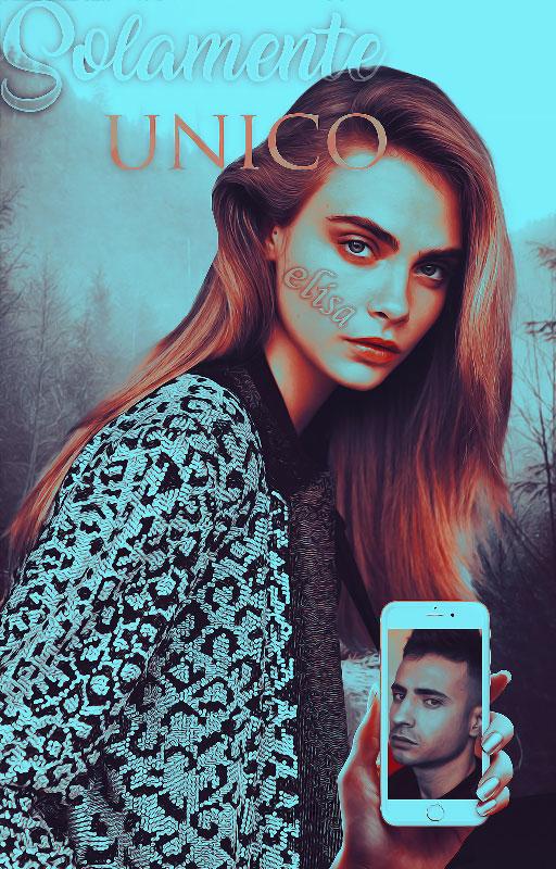 Solamente unico||Wattpad Cover|| by DaisyChan55