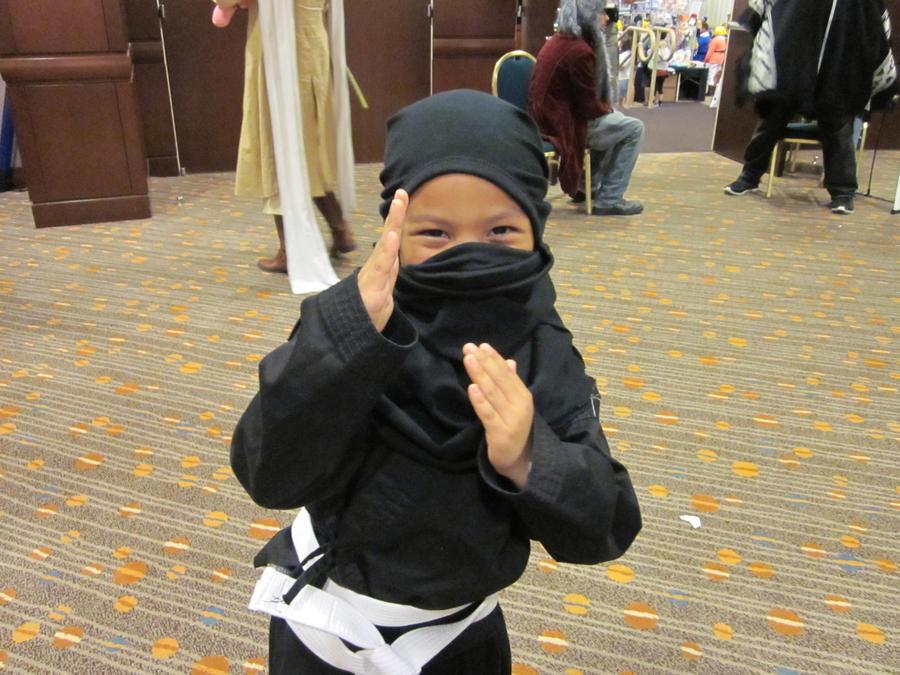 af 11 ninja kid by hallu positronium on deviantart