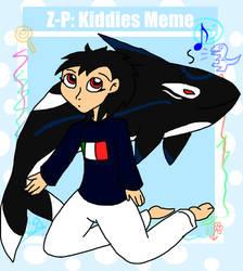 Z-Parasites Kiddie Meme: Delfina by Hallu-Positronium