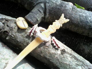 Bonechakus + Other BONE WEAPONRY Bone_Jewellery_by_Gadgetsmith