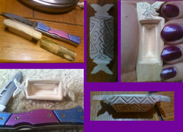 My Handcarved, Butterfly Warclubs {plural} 2a001fb7b234ec8d70944ae937a2551f-d5mgrvs