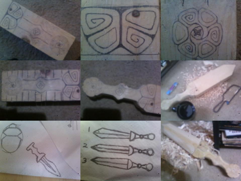 My Handcarved, Butterfly Warclubs {plural} Butterfly_d_polynesian_gladius_finished_by_gadgetsmith-d5yfert