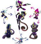 Hexafusion   Ninjas