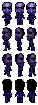 Working Ao Oni Sprite (VX ENGINE) by UnpayedOvertime on ...