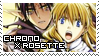 Chrono x Rosette Stamp by cafe-lalonde