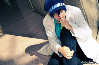 P4: Little Lost Boy? by cafe-lalonde