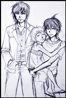 TT: Sartre Family by cafe-lalonde