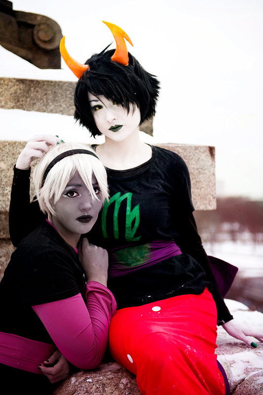 MSPA: Somewhere Only We Know by cafe-lalonde