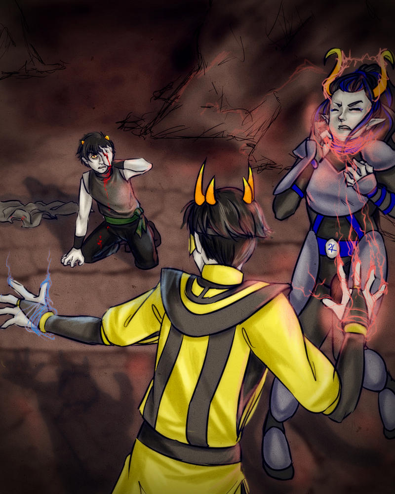 Displaying 18 gt  Images For - Homestuck Signless And Psiioniic   Homestuck Psiioniic And Signless