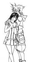 Sora + Kairi - Always With You