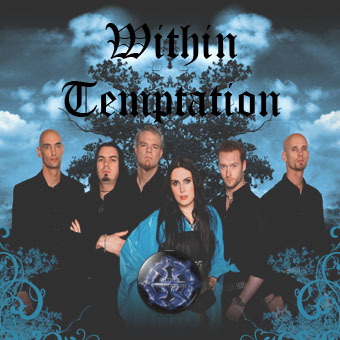 Within Temptation front cover by Thim-San