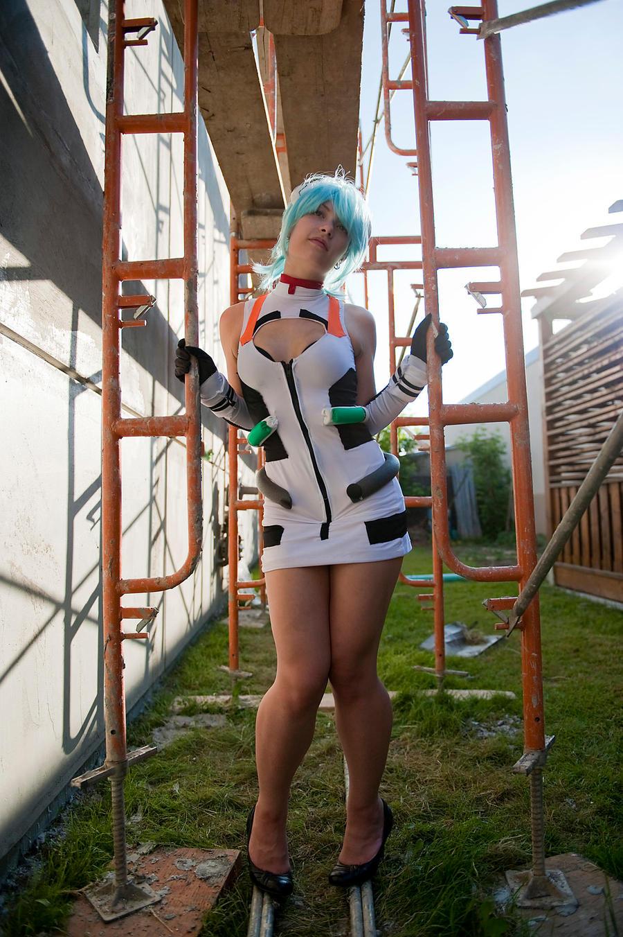 EVA Photoshoot.Rei by Mascara-TaintedTears