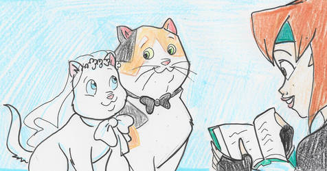 Mochi and Missy's wedding