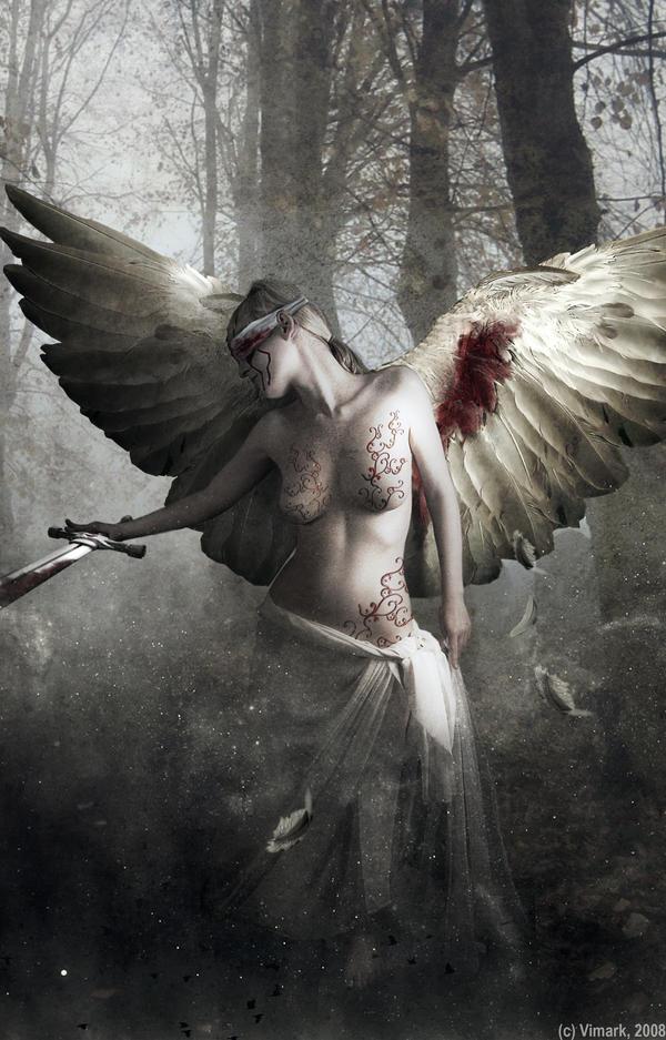 Blind angel by vimark