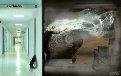 Wrong Door by vimark