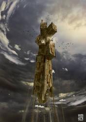 Doors tower by vimark