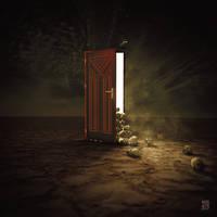 The Door by vimark