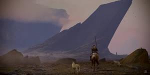 Wolf Patrol by vimark