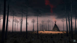 Dark Teepee by vimark