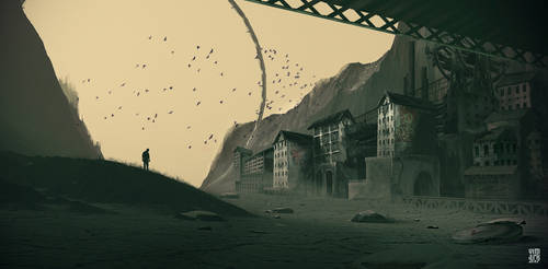 Abandoned factory by vimark