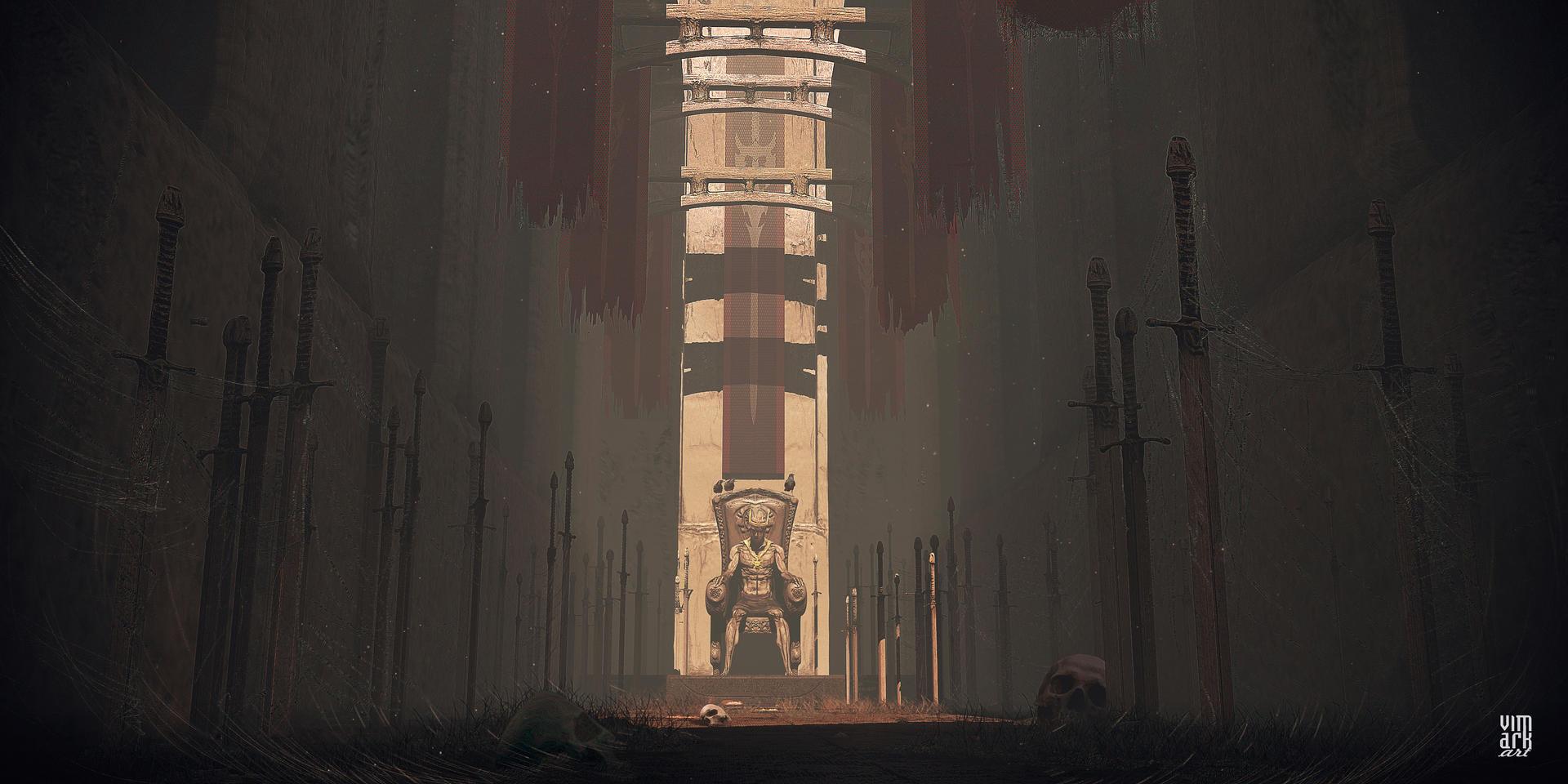 The forsaken kingdom by vimark