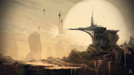 Outpost 12 by vimark