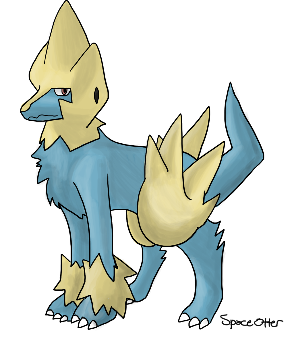 manectric by spaceotters on deviantart