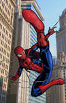 Ultimate Spider-man color