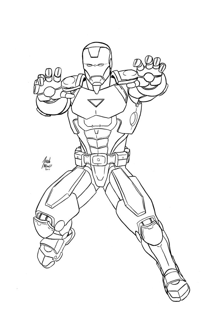 Invincible Iron Man by BanebrookStudios on DeviantArt