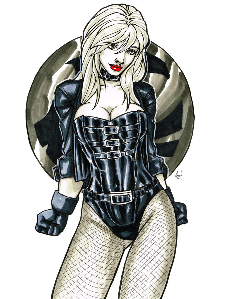 Black Canary by BanebrookStudios