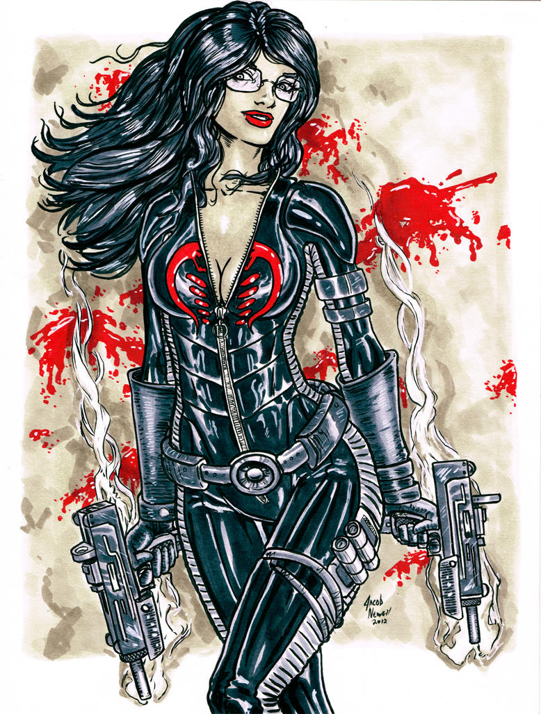 The Baroness by BanebrookStudios