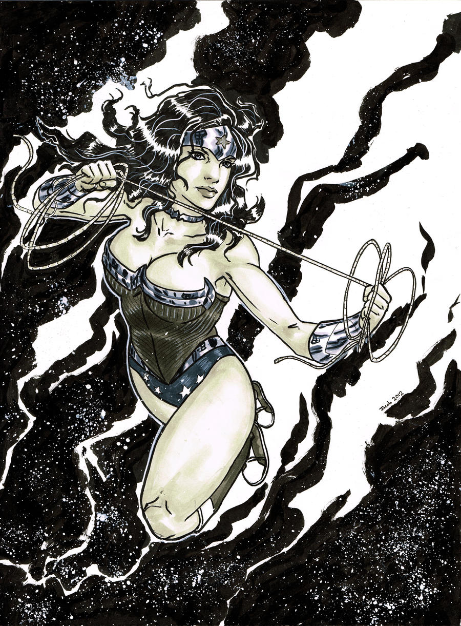 Wonder Woman 04 by BanebrookStudios