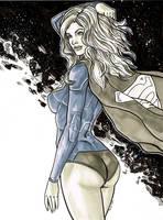 Supergirl 05 by BanebrookStudios