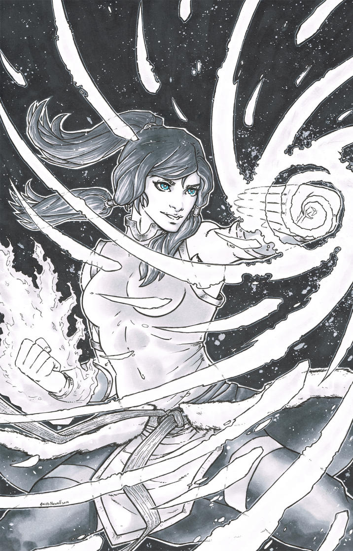 Legend of Korra by BanebrookStudios