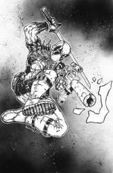 Deadpool 2015 by BanebrookStudios