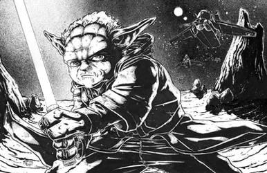Master Yoda by BanebrookStudios