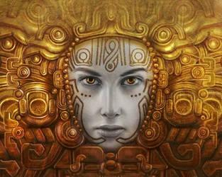 Mayan God