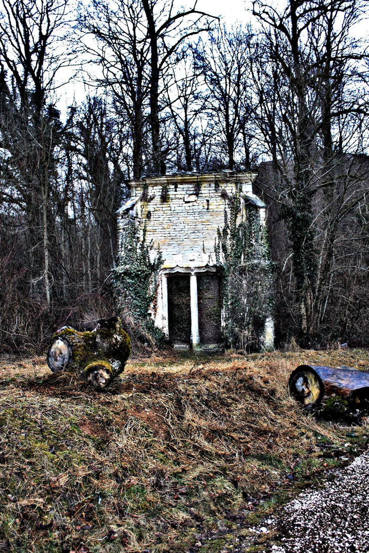 la porte du diable by darkneowitch