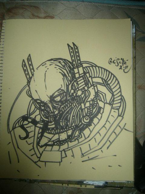Random doodle by chris-cote