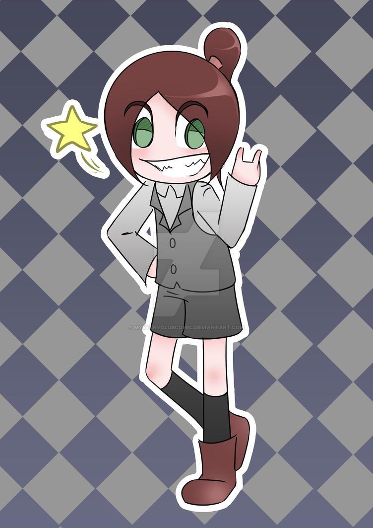 Amy Chibi by mysteryclubcomic