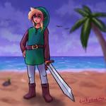 Links Awakening ~ Beach Adventure Sim
